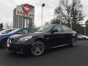 2008 BMW 5 Series 535xi M PACKAGE - CERTIFICATION AND ETEST INCL