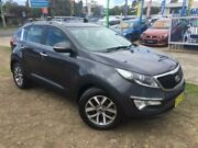 2014 Kia Sportage SL Series 2 MY14 SI Premium (FWD) Grey 6 Speed Automatic Wagon Horsley Wollongong Area Preview