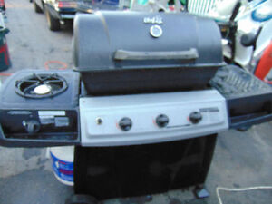 1 BBQ all brunner's work great for up north or home . now is the