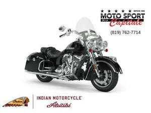 2019 Indian Motorcycles Springfield