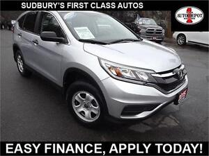 2015 Honda CR-V AWD!! BACKUP CAMERA!! HEATED SEATS!!