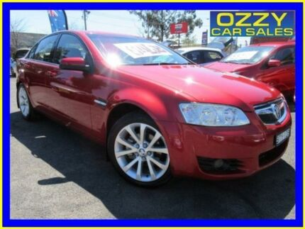 2011 Holden Berlina VE II International Maroon 6 Speed Automatic Sedan Minto Campbelltown Area Preview