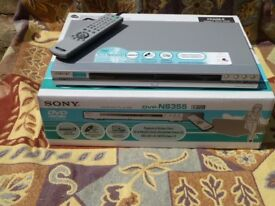 Sony DVD Player DVP-NS355