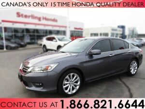 2015 Honda Accord TOURING | NO ACCIDENTS | 1 OWNER | NAVIGATION