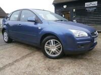0555 FORD FOCUS 1.6i 16v GHIA AUTOMATIC 5 DR HATCH 67K FSH NEW CAM-BELT/SERVICE