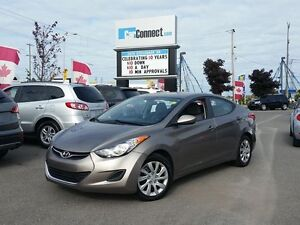 2012 Hyundai Elantra ONLY $19 DOWN $43/WKLY!!
