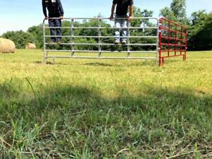 CORRAL AND ROUND PEN PANELS*STRONG W/EXTRA BRACES*FARM GATES*