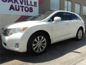 2011 Toyota Venza AWD 110 km 4 CYL PANO ROOF CAMERA LTHER SAFETY