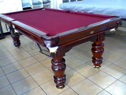 Billiards-R-Us Top Quality Pool, Billiard Table