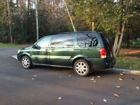 2006 Buick Terraza Camionnette
