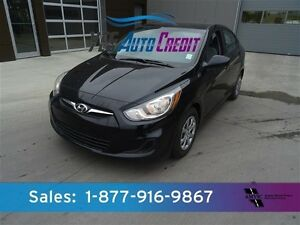 2014 Hyundai Accent BLUETOOTH HEATEDSEAT $85b/w