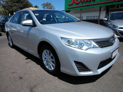 2014 Toyota Camry ASV50R Altise Silver 6 Speed Automatic Sedan Mount Gravatt Brisbane South East Preview