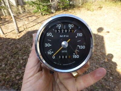 BSA TRIUMPH SMITHS SSM 500700A 1000 SPEEDOMETER 150 MPH SPEEDO GAUGE