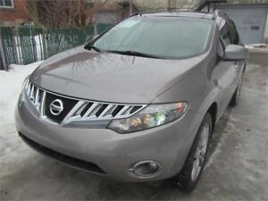 2010 Nissan Murano *4WD 4X4 * FINANCEMENT MAISON $45 PAR SEMAINE