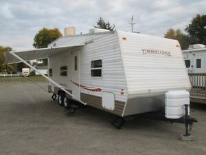 2008 Timberland By Timberlodge Camper Series M-30SKY