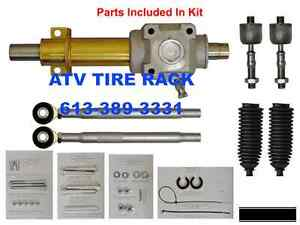 Can-Am Maverick Heavy Duty Rack & Pinion Rack Boss ATV TIRE RACK Kingston Kingston Area image 1