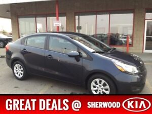 2015 Kia Rio LX Accident Free,  Heated Seats,  A/C,  Accident F