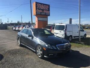 2010 Mercedes-Benz E-Class E 550 4MATIC*NAVI*148 KM*NO ACCIDENTS