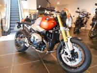 BMW R nine T 1170cc Sport 2016 *24 mth bmw warranty *