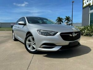 2018 Holden Commodore ZB MY18 LT Liftback Silver 9 Speed Sports Automatic Liftback Garbutt Townsville City Preview