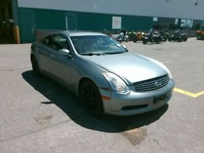 2007 INFINITY G35 COUPE  ONE OWNER