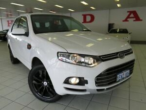2013 Ford Territory SZ TS (RWD) White 6 Speed Automatic Wagon Osborne Park Stirling Area Preview