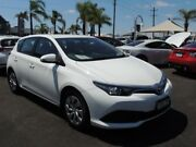 2016 Toyota Corolla ZRE182R MY15 Ascent White 7 Speed CVT Auto Sequential Hatchback South Nowra Nowra-Bomaderry Preview