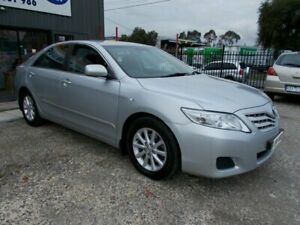 2011 Toyota Camry ACV40R Altise Silver 5 Speed Automatic Sedan Bayswater North Maroondah Area Preview