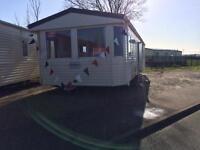 Static Caravan Nr Clacton-on-Sea Essex 2 Bedrooms 6 Berth ABI Prestige 2009