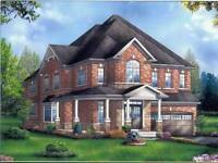 WEST MISSISSAUGA Brand-New Detached Home