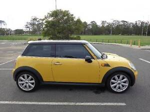 2009 Mini Cooper 180,000Klm Manual Hail Dents $5,950 Ipswich Ipswich City Preview
