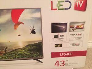 43 inch LG TV