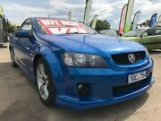 2010 Holden Ute VE II SS Blue 6 Speed Manual Utility Maidstone Maribyrnong Area Preview