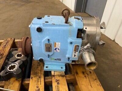 Waukesha Spx 060u1 Positive Displacement Pump