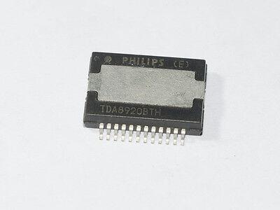 Tda8920bth Smd Circuit Intgr