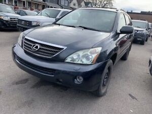 2007 Lexus RX 400h HYBRID LEATHER LOADED SUV CERTIFIED