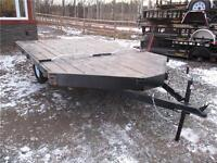BIG SALE ON 2-PLACE SLED TRAILERS
