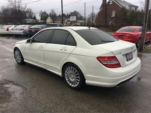 2011 MERCEDES BENZ C250 AUTO 4MATIC CERTIFIED & E-TEST London Ontario image 4