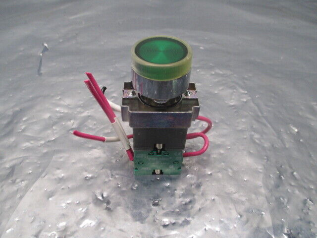 Teknic Push Button Assy, 2LHB24 IEC947-5-1, 60947-5-1 S1 & S2, 100727