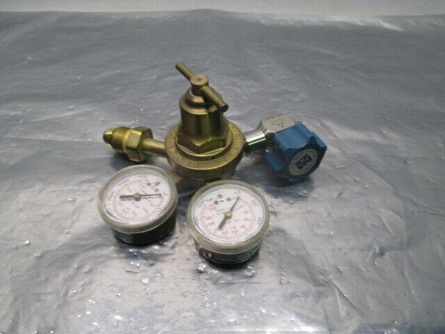 Victor SR 250D Regulator Assy w/ Gauges, 3000 PSIG, 453861