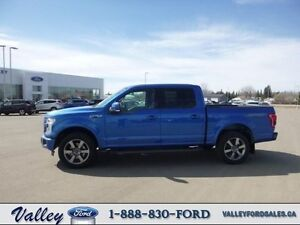LOADED LARIAT with SPORT PACKAGE! 2016 Ford F-150 Lariat
