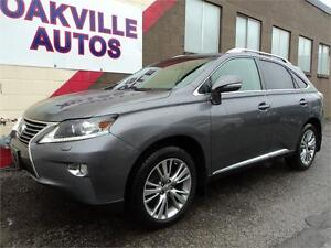 2013 Lexus RX 350 NAVIGATION CAMERA TOURING PREMIUM SAFETY INCL