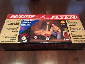 Brand New Radio Flyer Wagon (in unopened box)