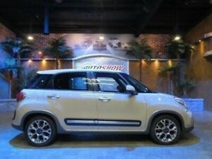 2014 Fiat 500L Trekking Turbo!  Htd Seats, B.Tooth, Touchscreen!