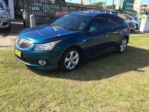 2011 Holden Cruze JH Series II MY12 SRi-V Sports Automatic Hatchback Yagoona Bankstown Area Preview