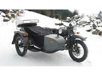 URAL GEAR UP 2WD ASPHALT CUSTOM,*RABAIS $1000*