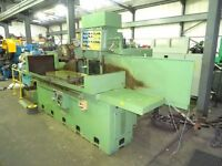 LARGE ELB / GER MODEL RSA 1500 SURFACE GRINDER 1000 X 600 MAG CHUCK
