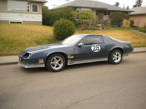 Z28 Camaro Race Car