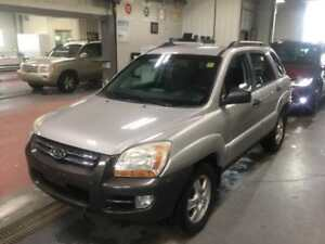 2006 Kia Sportage LX V6 Awd! Low Mileage! Clean Title!
