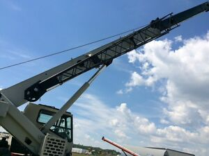 1992 Grove AT422 rough Terrain Crane Edmonton Edmonton Area image 7